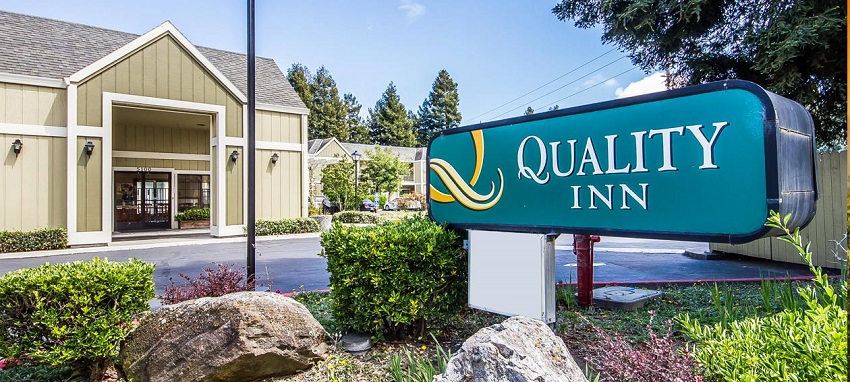 Quality Inn Petaluma California