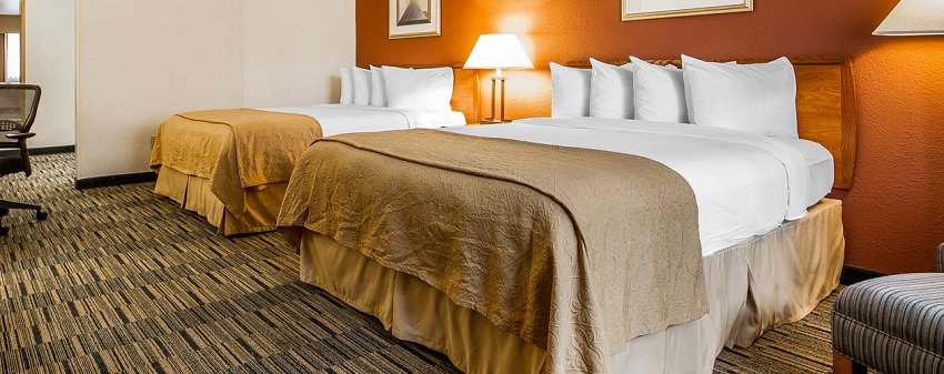 Quality Inn Petaluma Rooms