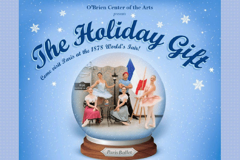 The Holiday Gift presented by O'Brien Center of the Arts
