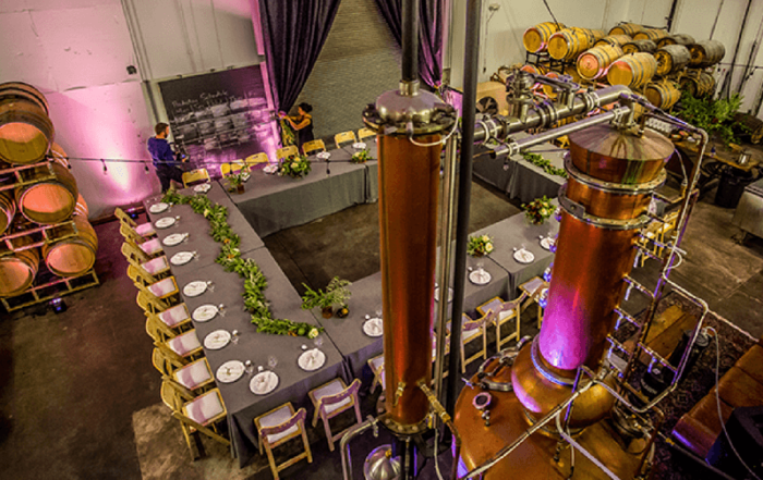 Griffo Distillery Event Space