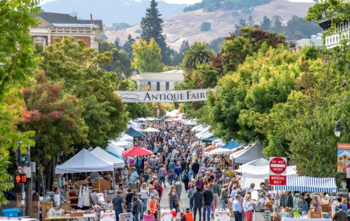 Petaluma's Antique Faire