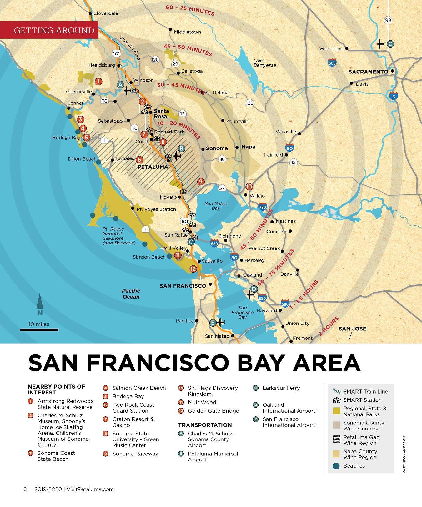 The Best Bay Area Adventures Begin In Petaluma Visit Petaluma California This is the best video to get you familiar with the bay area map, the north bay cities, and all the affordable places to live near san francisco!#bayarea. bay area adventures begin in petaluma